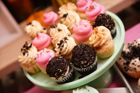 Trendiest Cupcakes In Town / Cupcakes Les Plus Branchés à Montréal