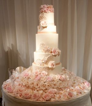 Wedding Cake Montreal 2