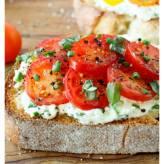 herbed-tomato-bruschetta