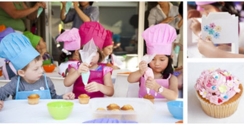Cake Decorating Classes For 11 Year Olds : Cupcakes For Special Events Emma Boutique Gourmade
